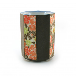 tasse japonaise fleurs sakura 16M565937E