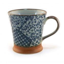 Japanese mug patchwork 16M80888E