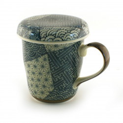 Japanese mug with lid 16MKPABM