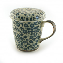 Japanese mug with lid 16MKKUBM