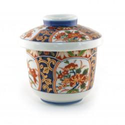 Japanese bowl with lid Arita 16M1472571E