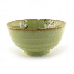 Japanese green bowl 16M42014433