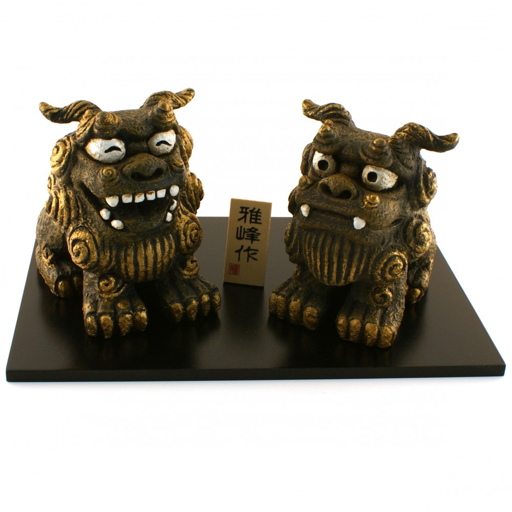 2 Japanese Dragons ornament 16M126195