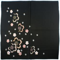black japanese furoshiki Chuya Sakura