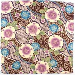purple japanese furoshiki - Shatori