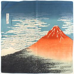 japanese furoshiki Mont fuji Hokusai