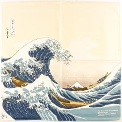 japanese furoshiki NAMIFUJI- Hokusai