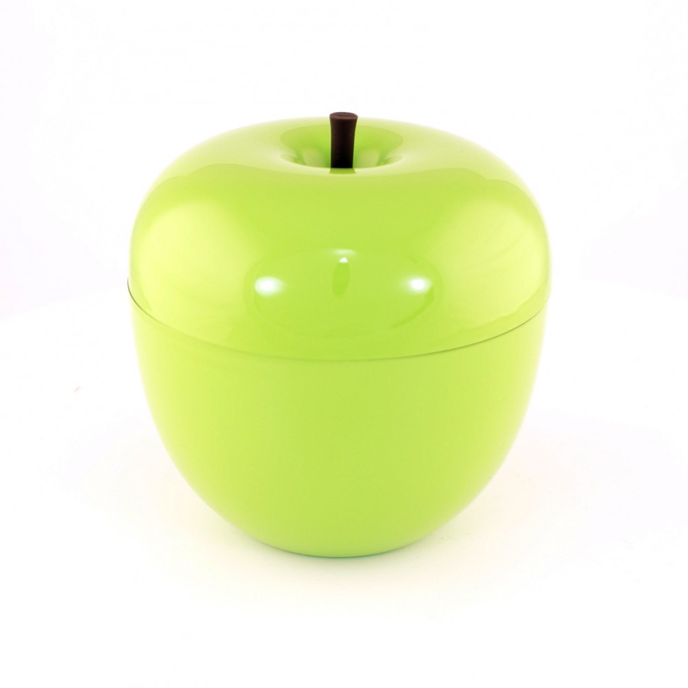 japanese bento box - lunch box - green apple