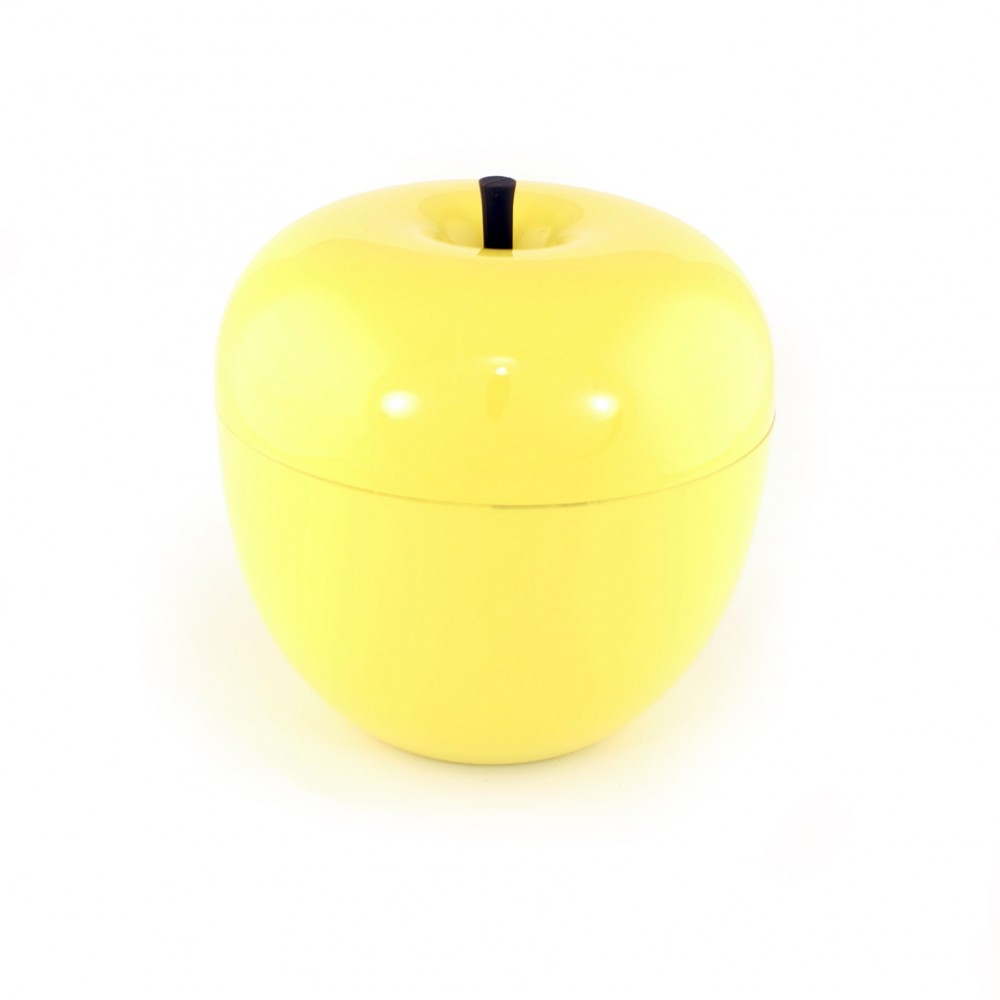 japanese bento box - lunch box - yellow apple