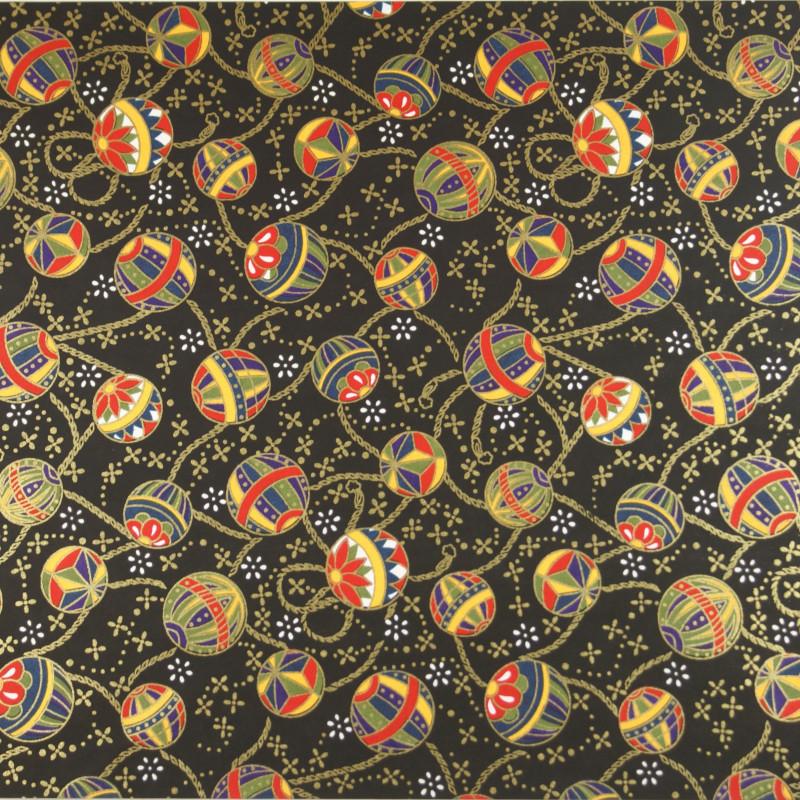 papier japonais Yusen Washi designed By Taniguchi Kyoto Japan 8001