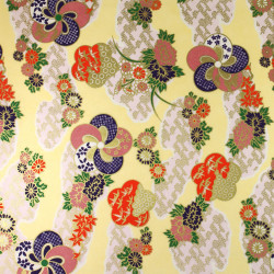 papier japonais Yusen Washi designed By Taniguchi Kyoto Japan 8022-2