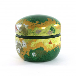 boîte à thé verte japonaise 18SN1B