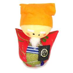 bambola giapponese, fatta di carta - okiagari, MITOKOMON, consulente