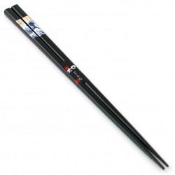 paire de baguettes japonaises longues Nami-fuji
