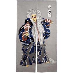Japanese curtain NOREN sazazuki