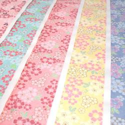 grande feuille de papier japonais Yusen Washi 50x66 cm CZ-big sakura
