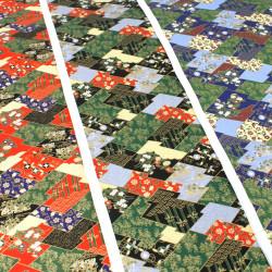 Japanese Washi paper Yuzen designed By Taniguchi Kyoto Japan 8020