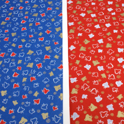 Japanese Washi paper Yuzen designed By Taniguchi Kyoto Japan 8029