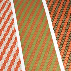 Japanese Washi paper Yuzen designed By Taniguchi Kyoto Japan 8005