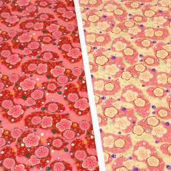 papier japonais Yusen Washi designed By Taniguchi Kyoto Japan 8016