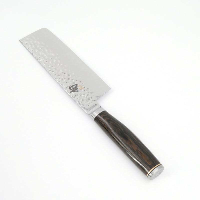 couteau de cuisine Nagiri japonais KAI SHUN premier acier damas