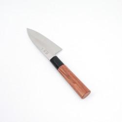 Japanese kitchen knives KAI Seki Magoroku red wood Deba