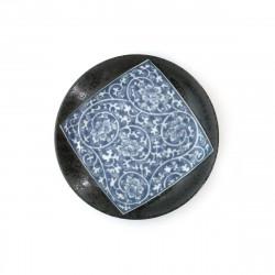 assiette japonaise en céramique ronde MMYA2375831