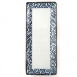 japanese rectangular plate rectangulaire 13285
