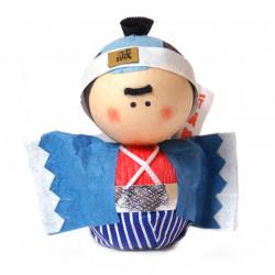 poupée japonaise okiagari doll SHINSENGUMI