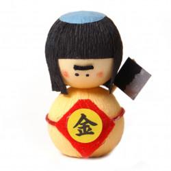 bambola giapponese, fatta di carta - okiagari, SUMO, sumotori