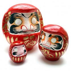 japanische Puppe, DARUMA, rot