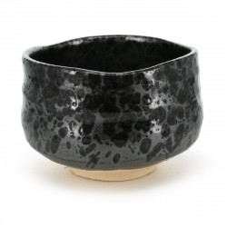 Japanese black bowl tea ceremony 16M5961341E